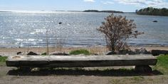 One soothing afternoon by the Lauttasaari, Helsinki beach front