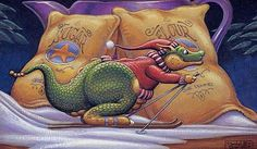 Randal Spangler's Fantastic Art Realm