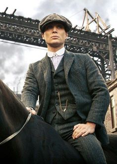 For Everyone Who Heavy Breathes At The Thought Of Tommy Shelby From