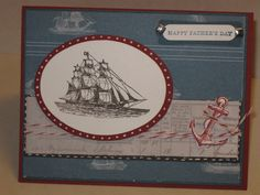 the open sea stampin up - Google Search