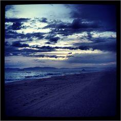 #HermosaBeach during sunset tonight