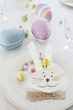 ღ Happy Easter, Easter Bunny, Here Comes Peter Cottontail, Vibeke Design, Easter Crafts, Easter Decor, Easter Ideas, Honey Bunny, Easter Celebration
