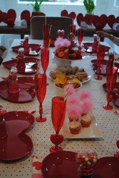 Valentine's Sweet Soiree | CatchMyParty.com