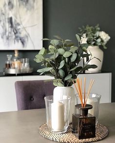Interior Design Blogs, Diy Interior, Home Design, Interior Colors, Blog Design, Diy Design, Decoration Bedroom, Decoration Table, Dining Room Centerpiece