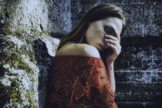 """""""My Darkness"""" — Photographer: Michele Maglio – Mic Photo Model: Ilaria Muccio"""