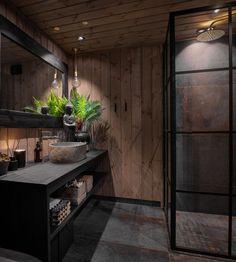 Spektakulær utsikt fra Fageråsens fineste tomt. Totalrenovert hytte der alt er tenkt på. Må oppleves! | FINN.no Cabin Interiors, Rust, Divider, Furniture, Design, Home Decor, Bathroom, Homemade Home Decor, Washroom