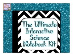 The Ultimate Interactive Science Notebook Kit $