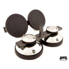 dauz custom chrome 6 electronic drum pads. Black Bedroom Furniture Sets. Home Design Ideas