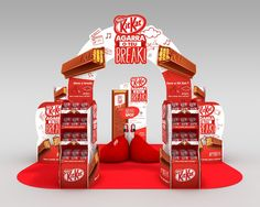 Kit Kat // Agarra o teu break! on Behance