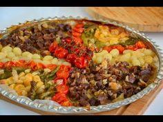 Herkesin Çok Beğendiği Tadına Doyum Olmayan En Kolay ve Nefis Fırın Yemeği ( Eli Böğründe) - YouTube