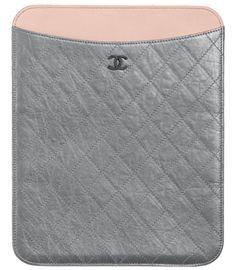 Chanel Palette iPad Clutch