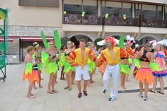 Journée Brésil au #ClubMarmara #Kimeros #Turquie #vacances #voyage