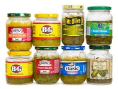 Taste Test: The Best Pickle Relish