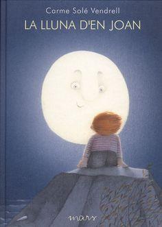 Axudado pola súa amiga a Lúa, Xoán terá que arriscarse para recuperar a saúde do seu pai. Un libro que lle dá resposta aos temores da infancia e aos desafíos da vida: soidade, tristura, enfermidade, morte. Sky Moon, Stars And Moon, Star Cloud, Blue Velvet, Tweety, Childrens Books, Disney Characters, Fictional Characters, Music