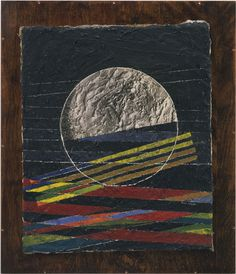 Max Ernst - The Sea