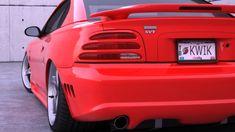 Kwik Graphics - 1995 Ford Mustang Cobra R (Kwik Version) 1957 Chevrolet, Chevrolet Trucks, Chevrolet Impala, Ford Trucks, 4x4 Trucks, Lifted Trucks, Sn95 Mustang, Saleen Mustang, Chevy Diesel Trucks