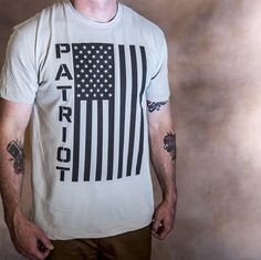 Ultra soft,100% combed ring-spun cotton T-shirt All of our shirts and tanks are pre-shrunk