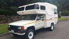 18 Best Toyota Sunrader Stuff Images Caravan Toyota Camper