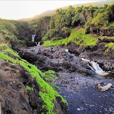 Seven Sacred Pools along the Road to Hana. Photo courtesy of Instagram's life_images13 on Maui.