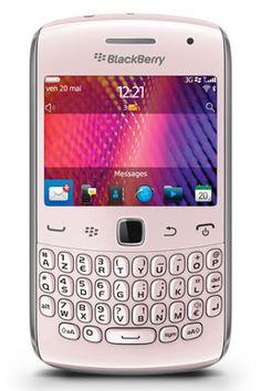 Blackberry Curve Ballet Pink