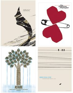 poster collection by Jason Munn