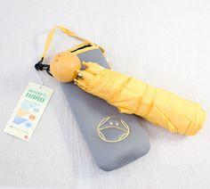 HELLO! HARO ハロ 折りたたみ傘 タイプB (オレンジ)