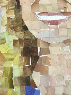 Finished face mosaic  11/25/15
