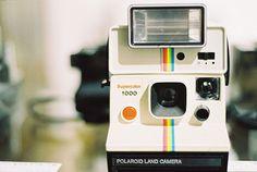 ...a polaroid camera