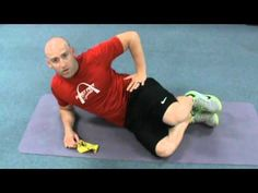 Clamshell Exercise (for the Gluteus Minimus and Medius)