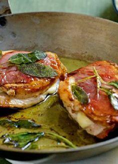 Low FODMAP & Gluten free Recipe - Turkey saltimbocca http://www.ibssano.com/low_fodmap_recipe_turkey_saltimbocca.html