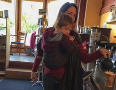 Where has babywearing allowed you to go?Country Mouse, City Mouse - Poe Wovens #babywearing #Giveaway