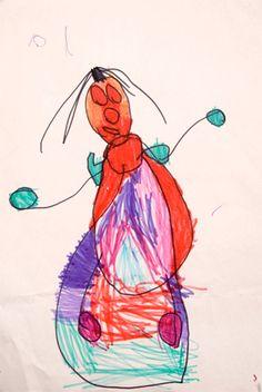 Photographing Kids Artwork