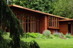 usonian home frank lloyd wright houses styles ranch house frank lloyd . Frank Lloyd Wright Buildings, Frank Lloyd Wright Homes, Organic Architecture, Beautiful Architecture, Falling Water Frank Lloyd Wright, Usonian House, Commercial Architecture, Building A New Home, House Design
