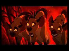 Lion King 1 1/2 - Timon proposes to Shenzi (Pumba's reaction is PRICELESS!!!!!!!)