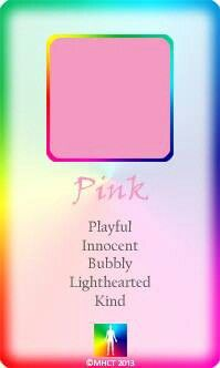 1000 images about pink personality on pinterest pink for Pink color psychology