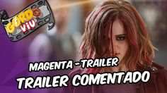 The flash - Magenta - #Trailer Comentado