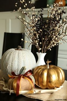 How To Style Your Pumpkin