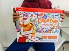 Osmo is a great way to make screen time a lot more hands on, and allow kids to get more out of using their iPads (or fire tablets). We were sent the Creative Starter Kit to try out with the kids and it's a great tool for the times we are in right now with …