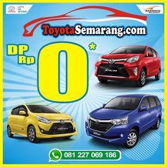 Promo Awal Tahun Kredit Tanpa Dp Toyota Calya, Agya & Avanza Semarang