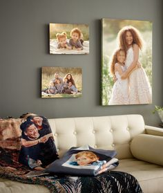 Your treasured photos shouldn't go unnoticed. Keep the memories alive by creating blankets, and canvases from Shutterfly.com