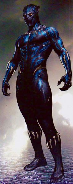 Something Marvel? Bit of both! — T'Challa Concept Art Black Panther Marvel, Black Panther Images, Black Panther King, Black Panther 2018, Marvel Dc, Marvel Comics, Arte Dc Comics, Marvel Heroes, Top Superheroes