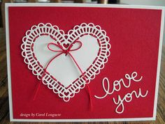 Our Little Inspirations: Love Cards