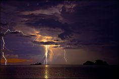 lightning never strikes twice... by silentdream, via Flickr
