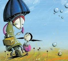 Coisas minhas: Ilustradores brasileiros de livros infantis - ilustração de André neves