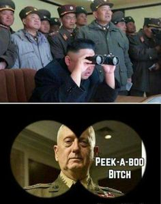 General James Mattis - Yeah!