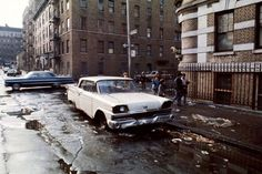 South Bronx 1970 via Tumblr