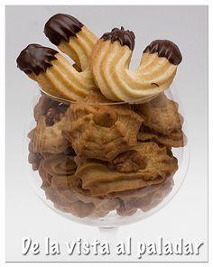 """Galletas danesas de mantequilla """"Butter cookies"""""""