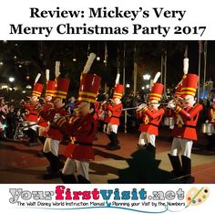 """MICKEY'S VERY MERRY CHRISTMAS PARTY: A REVIEW Mickey's Very Merry Christmas Party (""""MVMCP"""") is a special event that takes place during the Christmas season at Walt Disney World. It requires its own ticket, which is entirely separate from regular Disney World tickets, and is only shown on certain nights from early November through mid-December. (For …"""