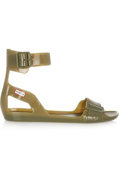 Shop Hunter Vinyl Sandals from stores. Hunter Original, Shoes Sandals, The Originals, Shopping, Collection, Style, Fashion, Swag, Moda