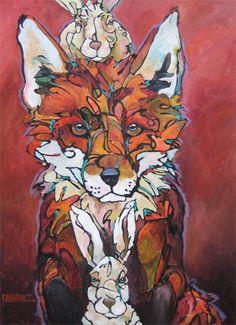 Amy Ringholz - Fox Sandwich